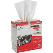 GP musclé industriel blanc 4-Ply Scrim renforcé papier essuie, feuilles/boîte 166 5 boîtes/cas-29050/03