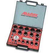 AllPax® Hollow Punch Tool Kit AX1302, 27 Piece