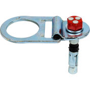 Guardian Swivel Concrete Anchor Kit, Galvanized Steel, 130-420 lbs. Capacity
