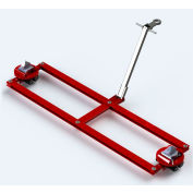 GKS Perfekt® Container Dolly TL6-c - 13,200 Lb. Capacity