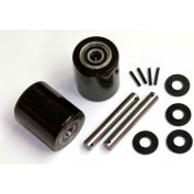 GPS Load Wheel Kit for Manual Pallet Jack GWK-PTH-LW - Fits Crown Model # PTH