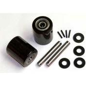 GPS Load Wheel Kit for Manual Pallet Jack GWK-PTH-LW - Fits Crown Model # PTH
