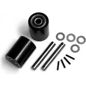 GPS Load Wheel Kit for Manual Pallet Jack GWK-PTH50-LW - Fits Crown Model # PTH50 (Newer)