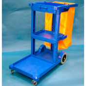 Polyester Bag For Econoline Janitor Cart
