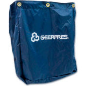 Geerpres® Nylon Replacement Bag W/Grommets For The Collector & Waste-Wagon Collection Carts