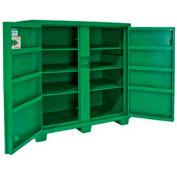Greenlee 5760TD Utility Cabinet, 2 Door