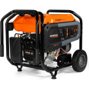 Generac® GP8000E, 8000 Watt, Portable Generator, Gasoline, Electric/Recoil, 120/240V