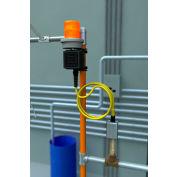 """Guardian Equipment AP275-200 Alarm Assembly, 1-1/4"""", Amber Blinking Light, Horn"""