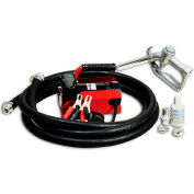 Fuelworks® B01LXGMP92 Electric Diesel Fuel Transfer Pump Kit, 12 Volts & 10 GPM