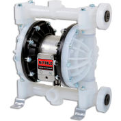 Fuelworks® B07LGDBH34 Heavy Duty Air Operated Pneumatic Double Diaphragm Transfer Pump