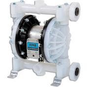 "Fuelworks® B07M5V8FC5 Double Diaphragm Transfer Pump 1"" FPM/FKM - 24GPM / 90LPM"