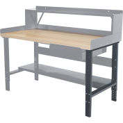 Hallowell Workbench réglable patte 30D ""