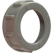 "Hubbell 1420 Plastic Bushing 5"" Trade Size - Pkg Qty 5"