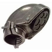 "Hubbell 2416 Entrance Head Clamp Type 4"" Rigid / IMC & EMT"