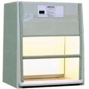 "HEMCO® EcoFlow Fume Hood with Vapor Proof Light, 36""W x 23""D x 36""H"