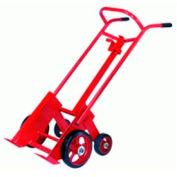 Hamilton® chargement palette baril Mover HM59-R avec le moule en caoutchouc roues
