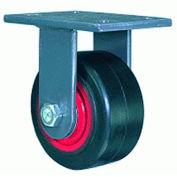 Hamilton® Extended Service Forged Rigid 8 x 2-1/2 Plastex Roller 2000 Lb. Caster
