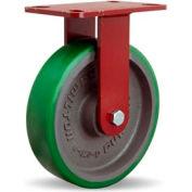 Hamilton® Heavy Service Rigid 8 x 2 Duralast™ Ball 1500 Lb. Caster
