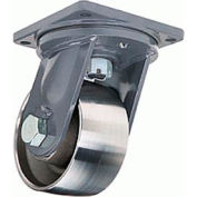 Hamilton® Maxi-Duty Forged Swivel 10 x 4 Forged Tapered 18,000 Lb. Caster