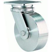Hamilton® Workhorse Stainless Swivel 5 x 2 Unilast® Delrin 900 Lb. Caster