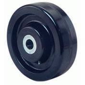 "Hamilton® Hi-Heat Plastex Wheel 4 x 1-1/4 - 1/2"" No Bearing"