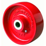"""Hamilton® Metal Wheel 9 x 2-1/2 - 1-1/4"""" Roller Bearing"""