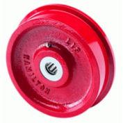 "Hamilton® Track Wheel 6-1/8 x 1-11/16 - 1"" Plain Bearing"