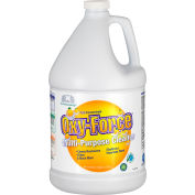 Nilodor H2O2 Oxy-Force All Purpose Cleaner, Light Citrus Scent, Gallon Bottle, 4 Bouteilles/Caisse
