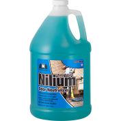 Nilium® Water-Soluble Deodorizer, Original Nilium, Gallon Bottle, 4 Bottles/Case