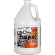Nilodor Certified® Liquid Enzyme Pre-Spray - Certi-Zyme, Gallon Bottle, 4/Case