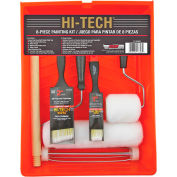 "8-Piece 9"" Hi-Tech Painting Kit - PT03308 - Pkg Qty 12"