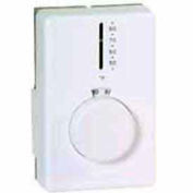 Honeywell High Performance Electric Heat Thermostat For Electric Baseboard Heat T4398A1021