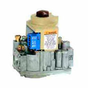 "Honeywell Dual Intermittent Pilot Gas Valve VR8204M1091, W/ 1/2""X1/2"" Standard 35"" Wc Straight"