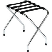 Chrome Finish Luggage Rack - Pkg Qty 4