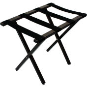 Black Metro Luggage Rack - Pkg Qty 4