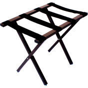 Brown Metro Luggage Rack - Pkg Qty 4