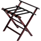 Prestige Wooden Luggage Rack - Pkg Qty 4