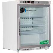 ABS Premier Built-In Undercounter Refrigerator ABT-HC-UCBI-0404G-ADA, ADA Compliant, 4.6 Cu. Ft.