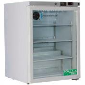 Biotech américaine d'approvisionnement Premier comptoir autoportante réfrigérateur ABT-HC-UCF - 0504G, 5,2 pi.cu.