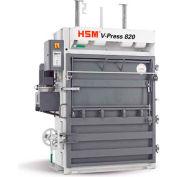 HSM® V-Press 820 Plus Vertical Baler