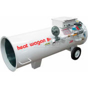 Heat Wagon Direct Spark Chauffage double combustible, 120V, 950000 BTU