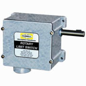 Hubbell 54BB23FB Series 54 Limit Switch - 36:1 Gear Ratio w/ 2 Contact Blocks