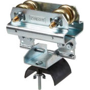"""Hubbell Tow Trolley W/ Adj S Beam Support For Flat Cable, 6-1/2""""L x 4""""W, Gray"""