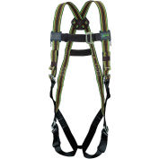 Miller DuraFlex® Stretchable Harness, Tongue Sub-Strap Buckle, Universal, E650-58/UGN
