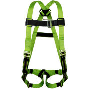 Miller DuraFlex Python ® Harness, Back/Chest Side D-Ring, Universal, P950-4/UGN