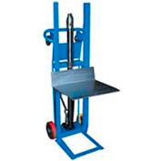 Vestil Hydra Lift Cart - 2 Wheel - 750 Lb. Capacity HYDRA-2
