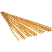 GROW!T HGBB3 3' Bamboo Stakes, Natural Color, 25 Pack