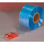 """PVC Shrink Tubing 28""""W x 1,500'L 100 Gauge Clear"""