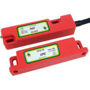 IDEM 115007 CPC codé interrupteur sans Contact W/LED, 10M, 2NC 1NO, qté par paquet : 2