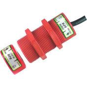 IDEM 116016 RPR interrupteur magnétique sans Contact, 8Way, 2NC 1NO, M12, qté par paquet : 2
